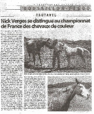 nick verges ranch las caneilles